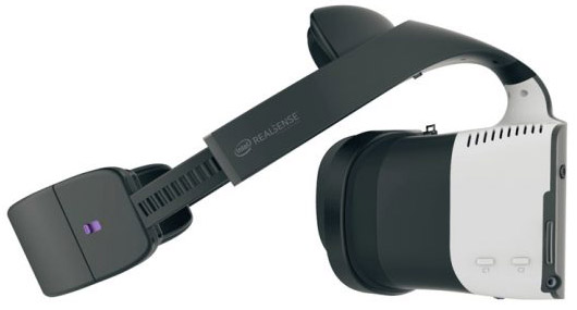 Project Alloy, an All-in-One Virtual Reality Solution