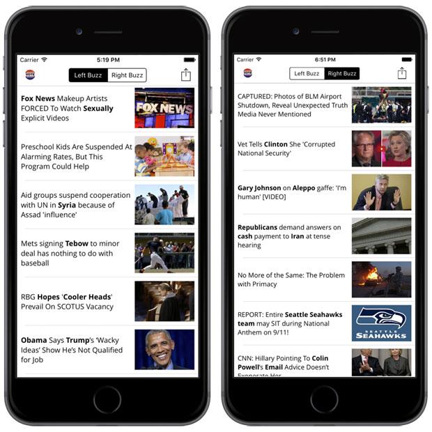 Contempo's Left Buzz News Feed | Contempo's Right Buzz News Feed