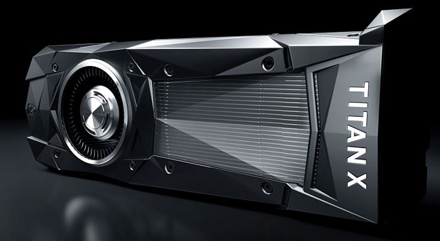 Nvidia Titan X Graphics Card